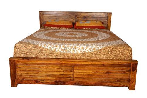 Sheesham Wood single bed