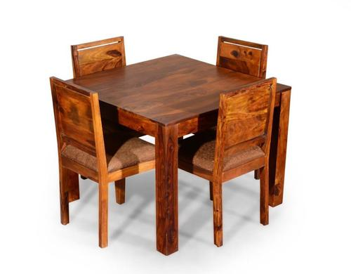 Sheesham Wood Small Dinning Table