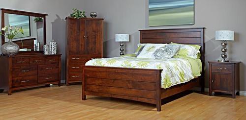 Sheesham Wood bed