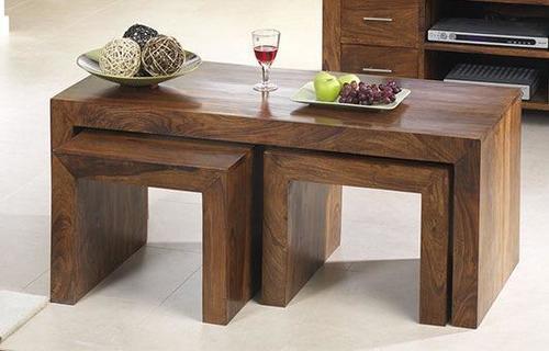 Sheesham Wood Modern Table