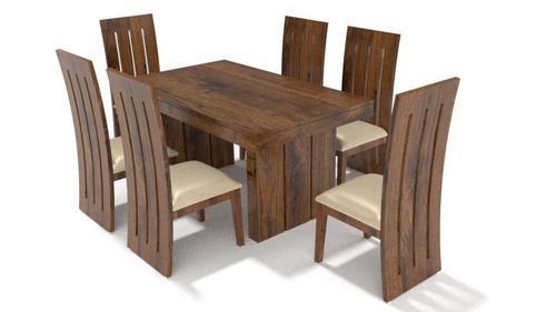 dining wood set