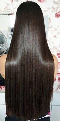 Natural And Smooth Hair 100% Unprocessed Virgin Human Hair