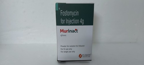 Murinact - Fosfomycin For Injection 4g