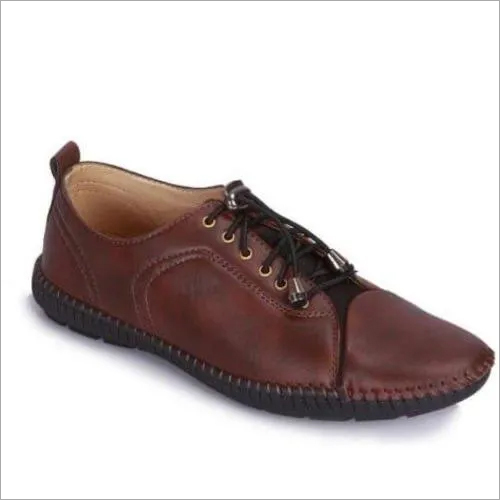 Mens Pure Leather Casual Shoes