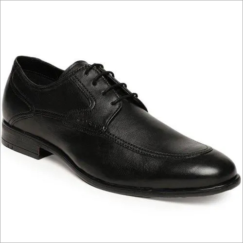 Mens Fine Finishing Leather Office Shoes