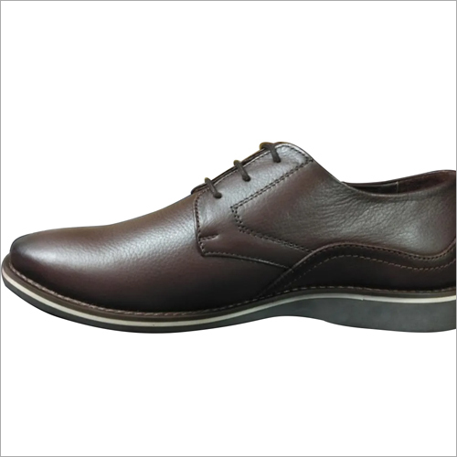 Mens Pure Leather Office Shoes