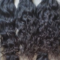 100% Indian Human Hair For Weave