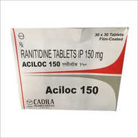 150 mg Ranitidine Tablet IP