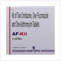 Fluconazole  Azithromycin  Ornidazole Tablet