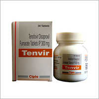 300 Mg Tenofovir Disoproxil Fumarate Tablet Ip