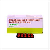 250 mg Chloroquine Phosphate Tablet IP
