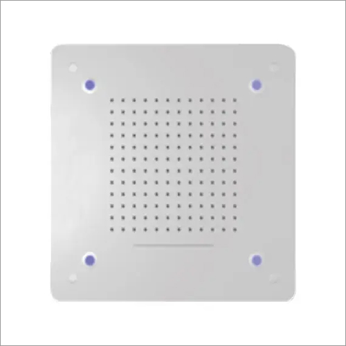 500x500 mm 4 Mist 1 Wall Shower With Led Remote Control