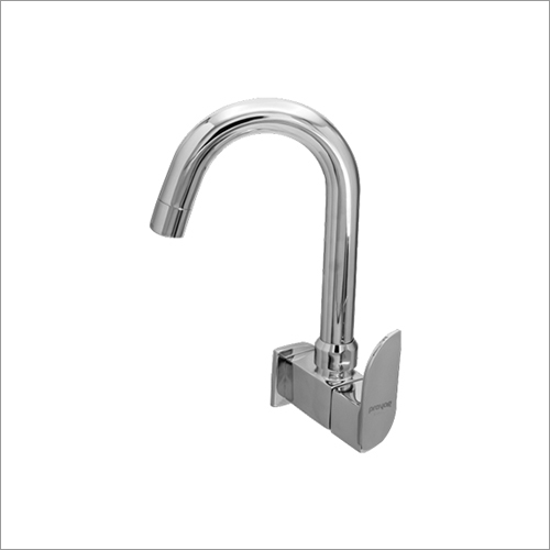 Bib Cock Sink Tap Regular Spout (W-M) With Flange