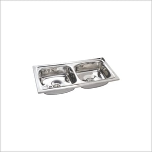 Duet Regular Double Bowl Kitchen Sink