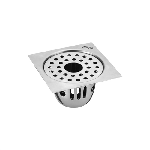 150x150 mm Cockroach Traps With Waste Hole - Flat Border