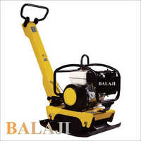 Plate Compactor With Engine