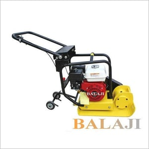 Plate Compactor With Motor