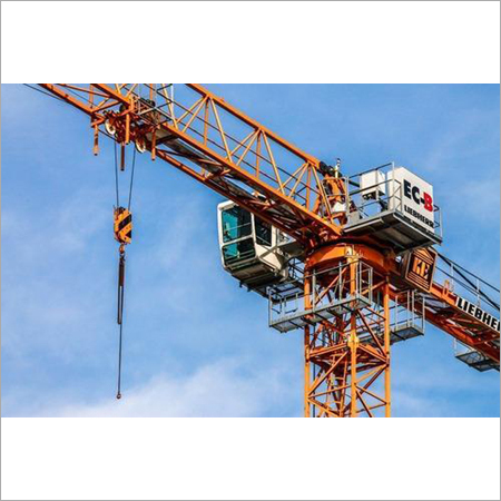 Tower Crane On Rent
