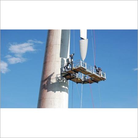 Windmill Working Platform