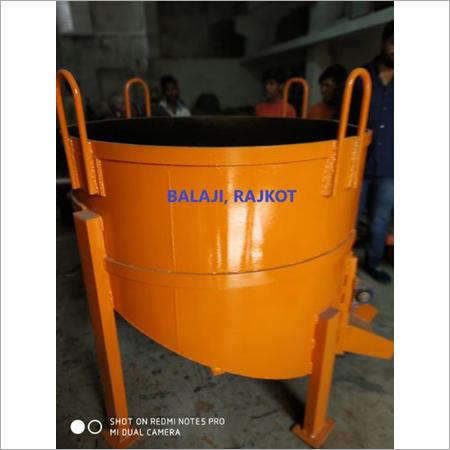 Industrial Concrete Bucket