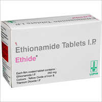 Ethionamide Tablets IP