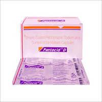 Enteric-Coated Pantoprazole Sodium and Domperidone Maleate Capsules