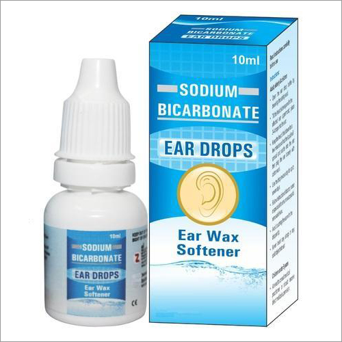Sodium Bicarbonate Ear Drops