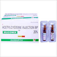 Acetylcystine Injection BP