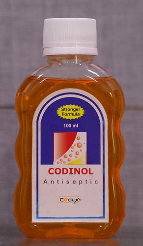 Codinol Antiseptic Liquid