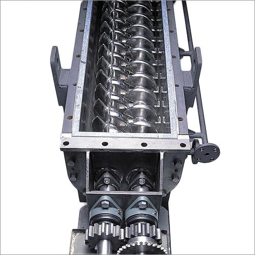 Paddle Mixer Conveyor