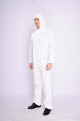 Microporous Film SF Coverall