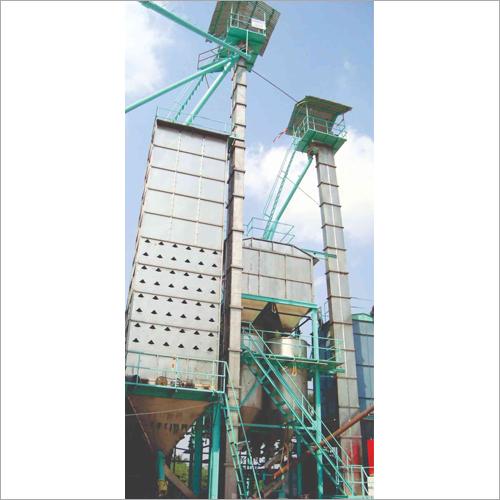 30 TPD Parboil Dryer Plant