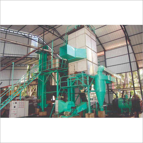 10 TPD Mini Parboil Plant