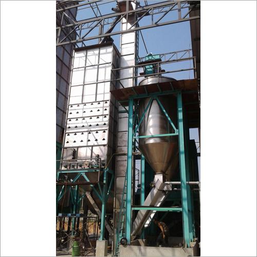 20 TPD Mini Parboil Plant
