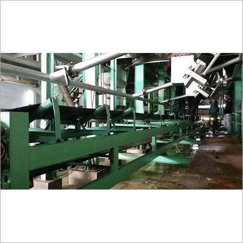 Heat Resistance Belt Conveyor