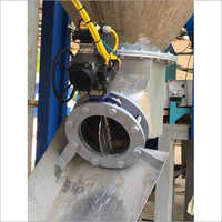 Automatic Soaking Tank Paddy Discharge Mouth