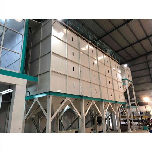 400 Paddy Storage Bunker