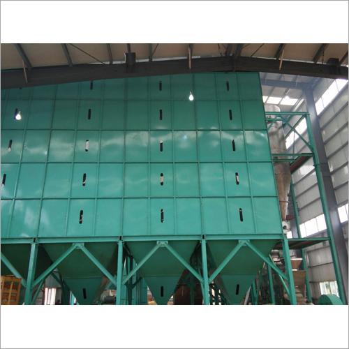 200 Ton Storage Bunker