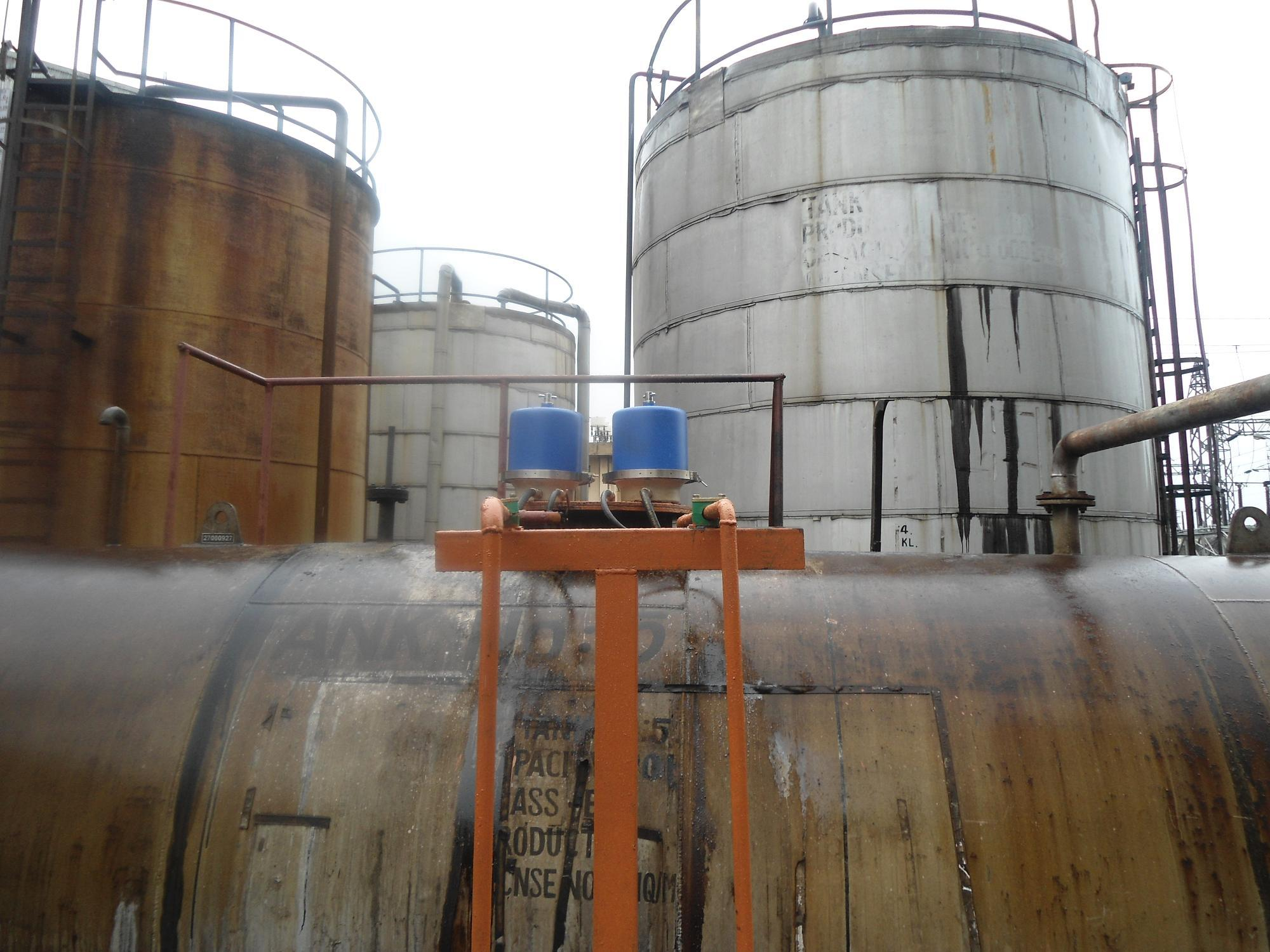 Centrifugal Cleaning System For Furnace Oil - SCC Models