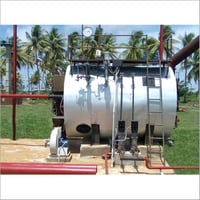 3 TPH Boiler Installed At Guyana Aouth America