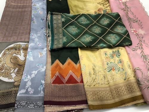 Hand Printed Fabrics