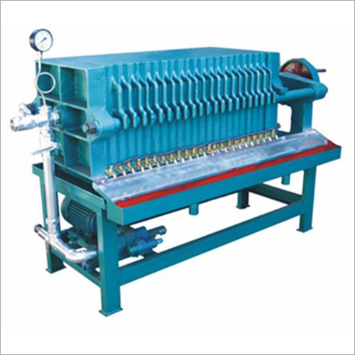Plate Oil Filter Machine