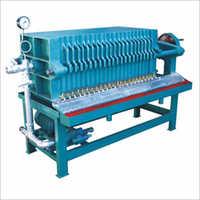 Plate Oil Filter Machine