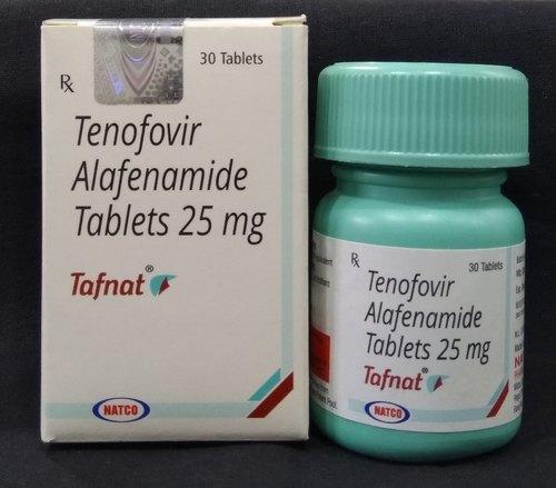 Tafnat 25mg Tablet