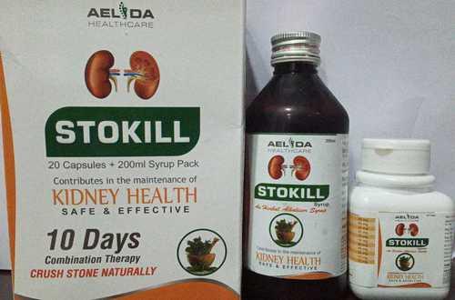 Stokill Kidney Health Safe & Effective