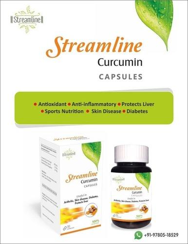 Streamline Curcumin Capsule