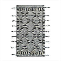 Handmade Cotton and Chindi Rug