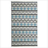 Designer Handwoven Cotton Rug