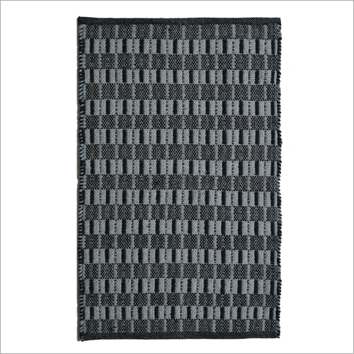 Floor Handwoven Cotton Rug