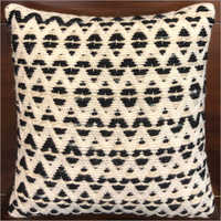 Pure Wool And Polyester Cushion Cover